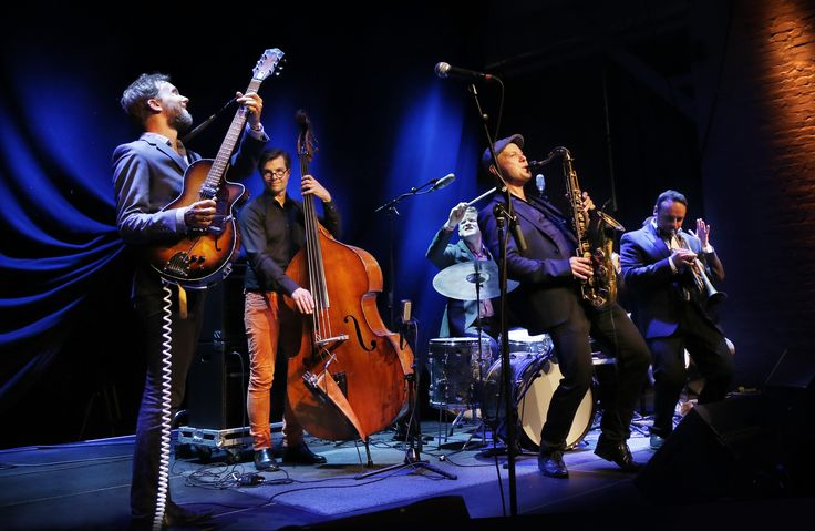 #Dalindèo at Culture Factory Korjaamo - Jazz Finland Festival 2014 #ejn2014 saturday showcase #JazzFinland