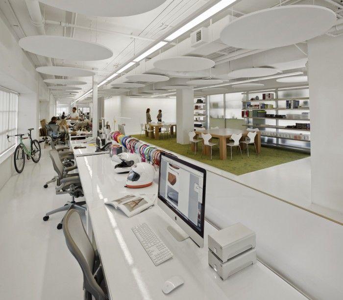 Centro de Colaboración de Nestlé. Diseñado por los especialistas en diseño de oficinas inkmason , en la ciudad de Beijing – China