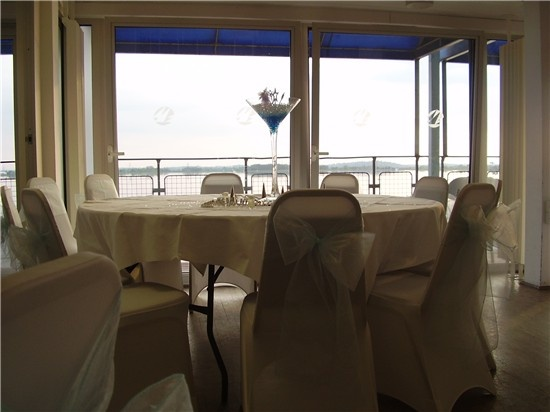 Our function rooms are available for daytime gatherings on week days throughout the year. We can cater for up to 70 people for a buffet or a sit down meal.  The types of functions we have held include  * Birthdays Parties 30th, 40th, 50th etc  * Annual Dinners and prize givings (Including 2008 Olympic Welcome Home!)  * Funeral - family and friends - gatherings  * Christmas Lunch and Wedding celebrations  All over looking the largest lake in the South East of England!