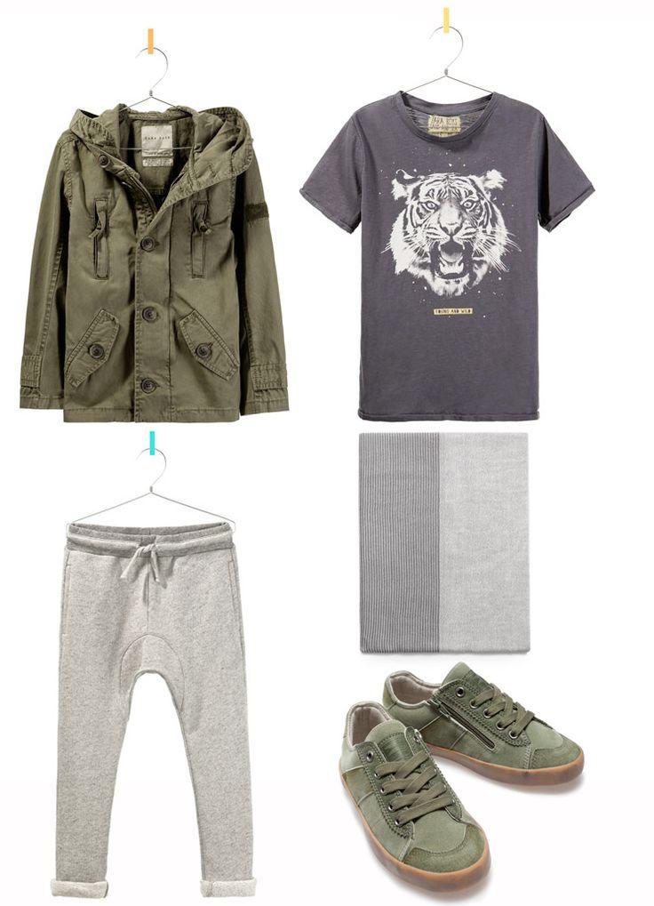 minor de:tales: Zara Boy Outfit