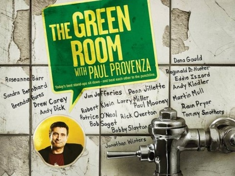 The Green Room With Paul Provenza Full Episodes