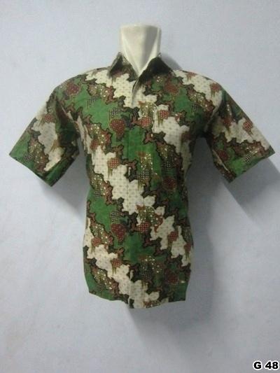 KODE G48 | IDR 70.000 | Bahan : katun prima, batik sablon kombinasi | Size M, L, XL | Hotline : 081333303545 | BB Pin 2128117C.