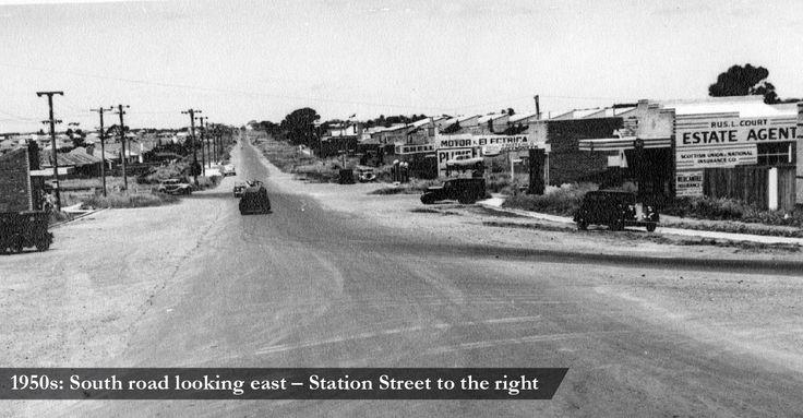 Image result for moorabbin 1950's