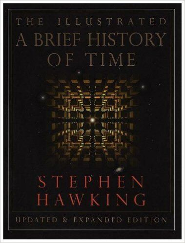 The Illustrated Brief History Of Time: Amazon.co.uk: Stephen Hawking: 9780593077184: Books