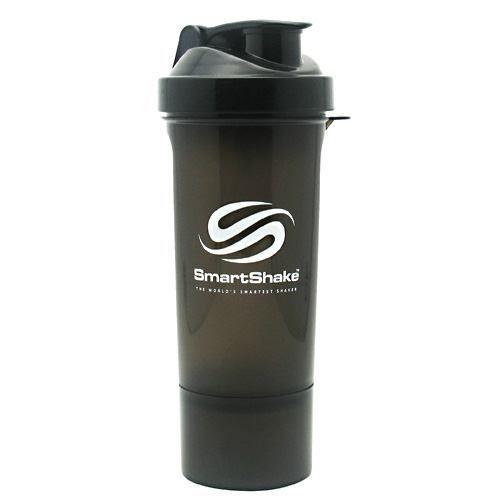 Smart Shake Shaker Cup Gunsmoke - 17 oz  #AntiAging  #Sports #Supplements #Fitness #BodyFitness #BodyBuilding