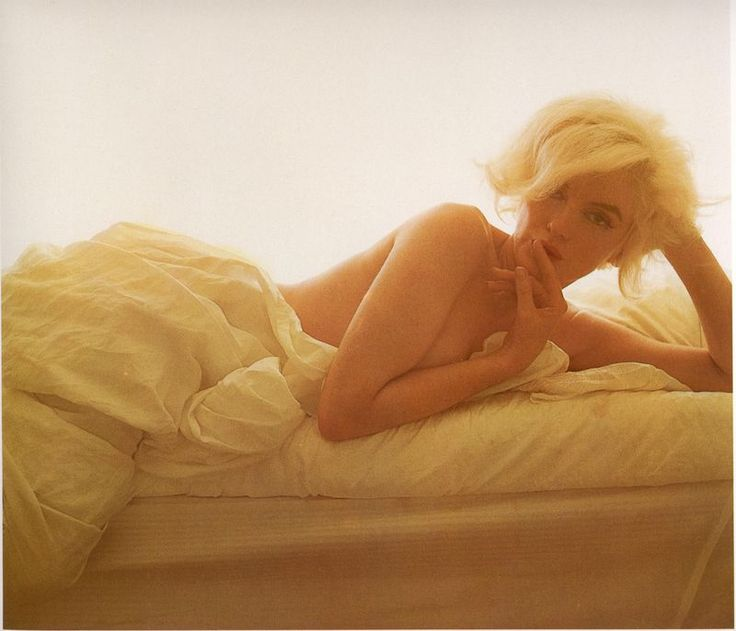 10/07/1962 Marilyn in Bed par Bert Stern - Divine Marilyn Monroe