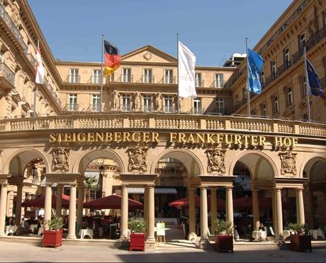 Hotel: Steigenberger Frankfurter Hof - GF Luxury