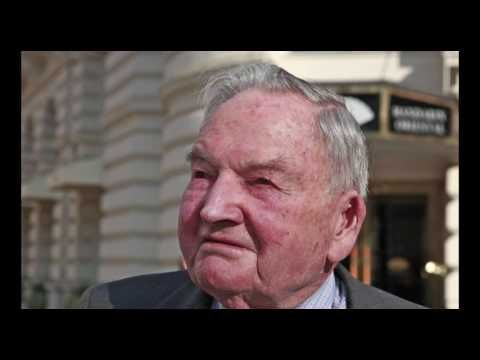 DAVID ROCKEFELLER Dies GETS 7TH HEART TRANSPLANT AT AGE 101 !