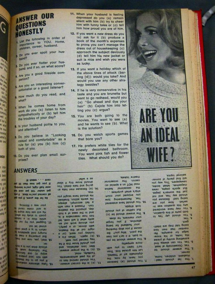 Woman's Choice magazine, 4 March 1969. An example of the content of women's magazines that will be on display at the exhibition at the National Print Museum of Ireland.