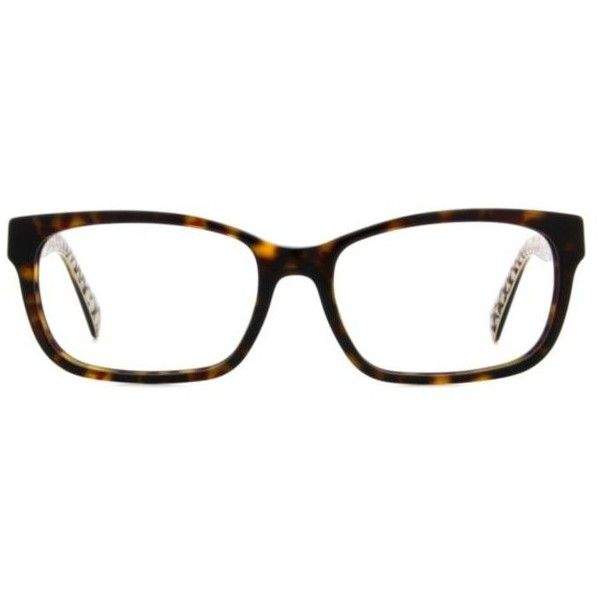 Coach Darcy Womens Eyeglasses ($178) ❤ liked on Polyvore featuring accessories, eyewear, eyeglasses, tortoise, sport glasses, tortoise shell glasses, coach eye glasses, sports glasses and coach eyeglasses