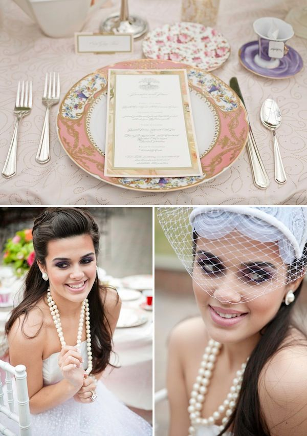 Tea party inspirationShower Ideas, Shower Teas, Parties Shower, Bridal Showers