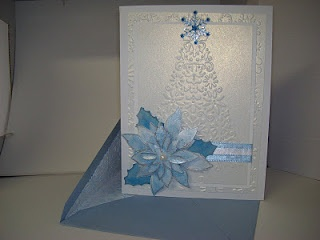 I think I have this embossing folder.
