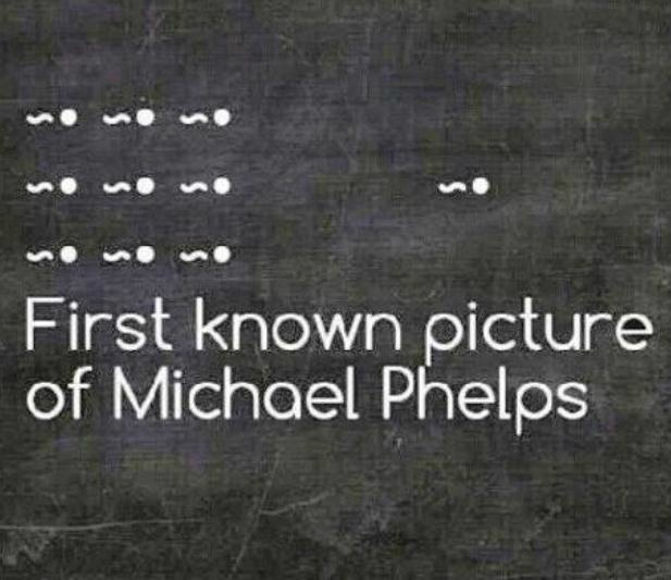 First known picture of Michael Phelps :)Funny Things, Michael Phelps, Laugh, Keep Swimming, Swimmers, Pictures, Funny Stuff, Humor, So Funny