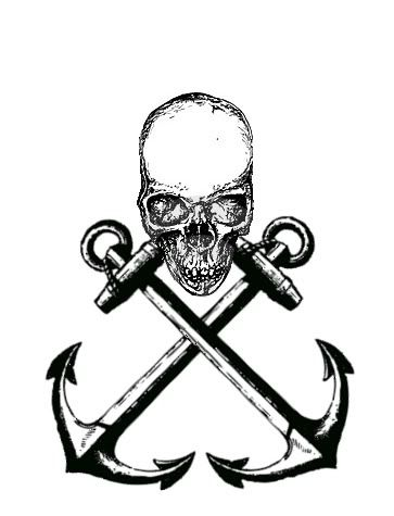 If i make BM2 i'm going to get this as an ankle tattoo with chain going around connecting the two anchors