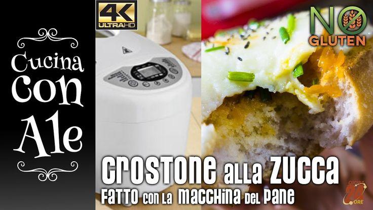 La Zucca nel Crostone all'Erba Cipollina, Scamorza Affumicata e Semi di ...