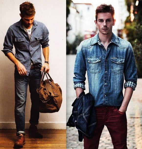 Looks Camisa Jeans Inverno (2)