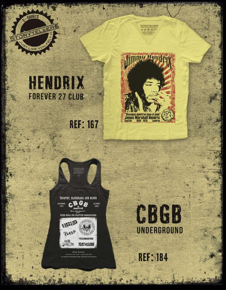 Hendrix, CBGB