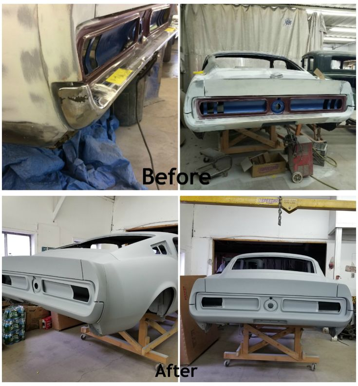 Pro Touring Custom 67 Shelby Super Snake Project
