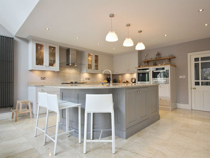 In Frame Shaker Kitchendesign Contemporary Lipizzaner Grey Kitchen Design Near Terenure
