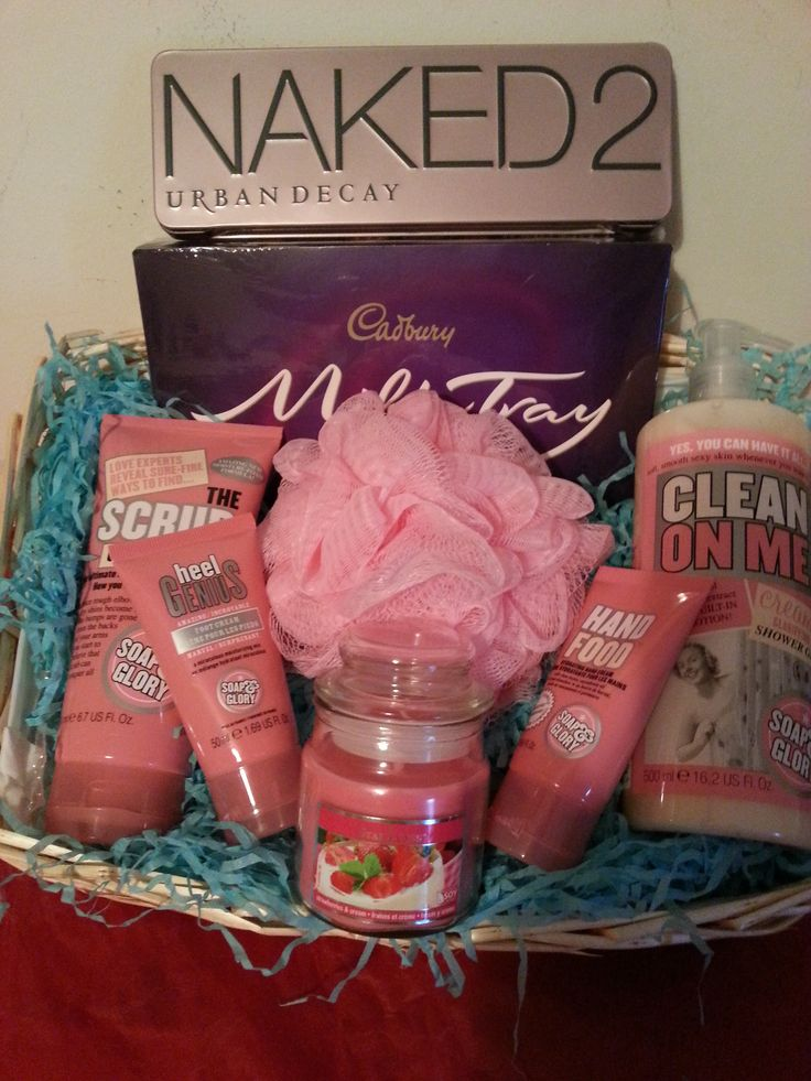 Pamper Hamper, £45.00