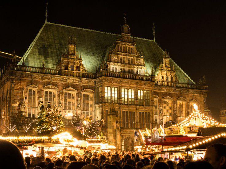 Bremen Rathaus, Weihnachtsmarkt 2013 #bremen
