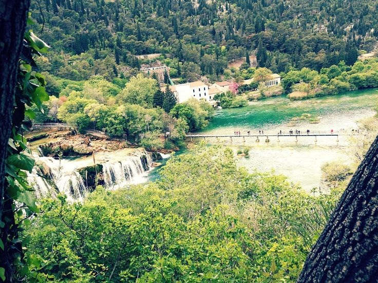 Croatia❤️ Krka National park 💞🌿☘️