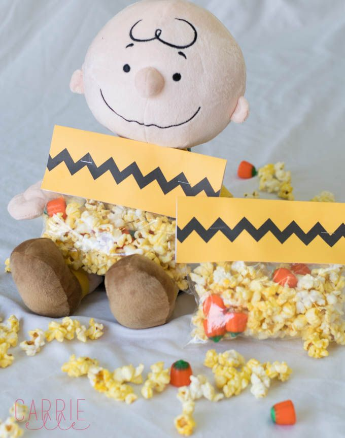 Looking for free party printables? These are inspired by Charlie Brown and Snoopy from The Peanuts Movie.