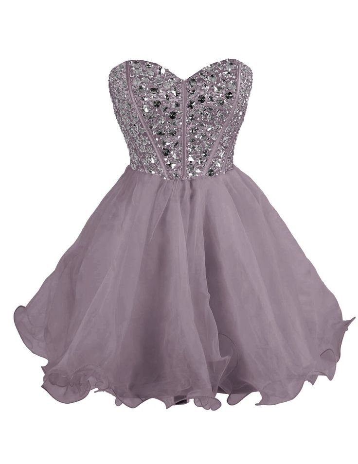 Dressystar lovely homecoming dresses under 100 #Grey homecoming dresses #rhoinestones homecoming dresses #inexpensive homecoming dresses #princess homecoming dresses #rhinestones homecoming dresses #a-line homecoming dresses