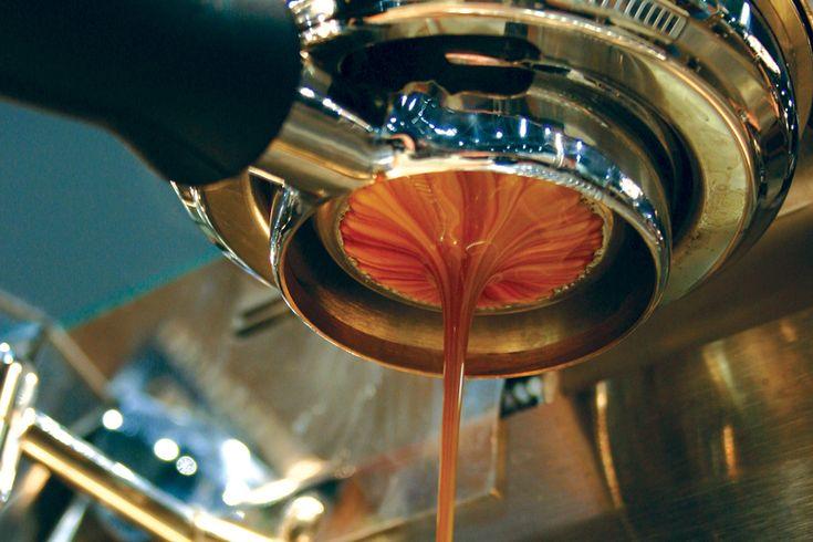 #CuriousCoffee La frescura en el tueste del #café es un factor clave para la formación de la crema del #espresso