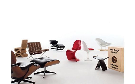 12 Best Images About Vitra Miniatures Collection On