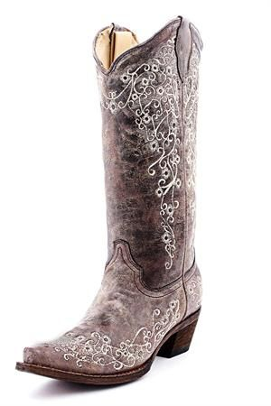 Corral's most popular wedding boot
