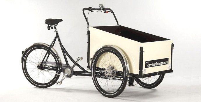 christiania cargo bike