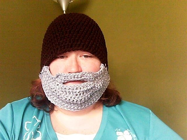 Beard hat adult and child size available  $25