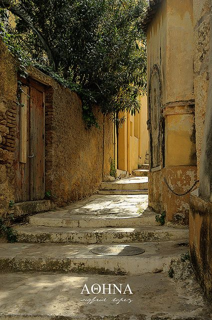Athens by S. Lo, via Flickr