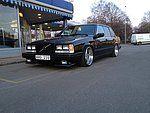 Volvo 740 GLE (1987)