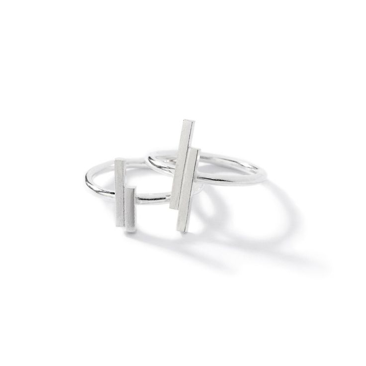 Famke bar ring