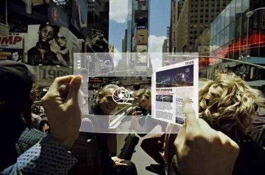 Samsung shows off flexible display concept tablet in video