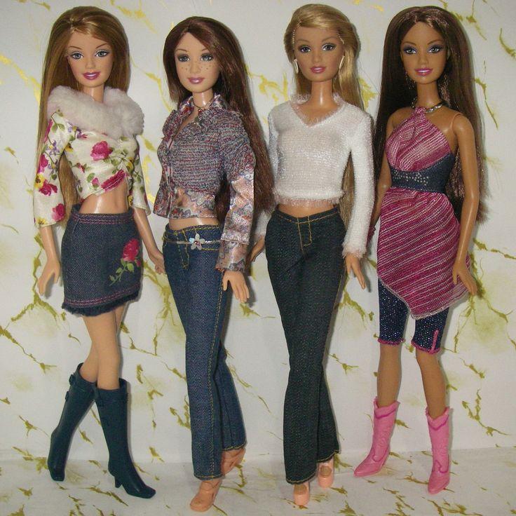Barbie Play Line