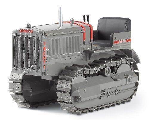 Norscot Cat Twenty Track-Type Tractor With Metal Tracks 1
