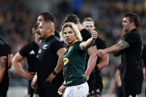 Faf De Klerk Photos Photos New Zealand Vs South Africa The Rugby Championship Springboks Rugby South Africa South Africa Rugby Rugby Championship