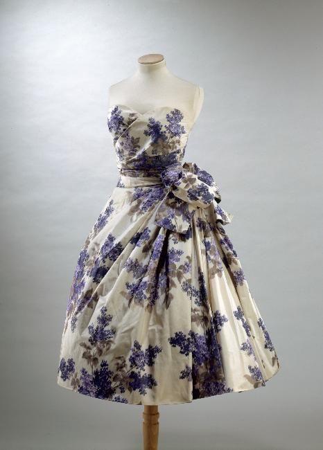 Arlette - Christian Dior, 1955 -  Musée Galliera de la Mode de la Ville de Paris: