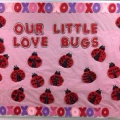 valentine bulletin board ideas | Preschool door/wall ideas