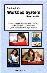 Sue Patrick's Workbox System Product Catalog