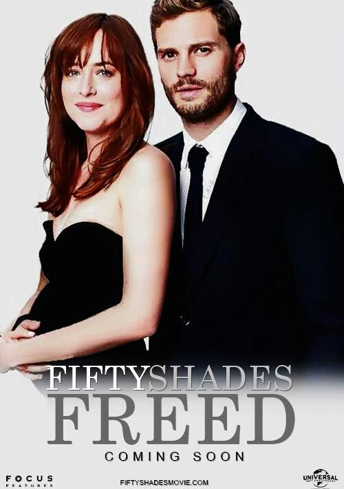 Fifty shades freed - 8 februari 2018