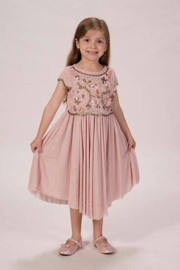 Check out this item in my Etsy shop https://www.etsy.com/au/listing/469187218/girls-blush-pink-flowers-girl-chiffon