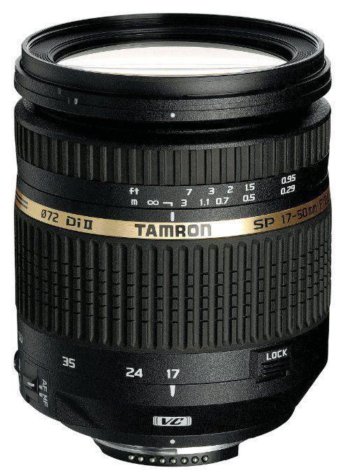 Tamron B005E AF 17-50 mm F/2.8 XR Di II VC, LD, ASL (IF)8: Amazon.es: Electrónica