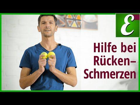 Rückenübungen für zuhause - Übungen gegen Rückenschmerzen - YouTube