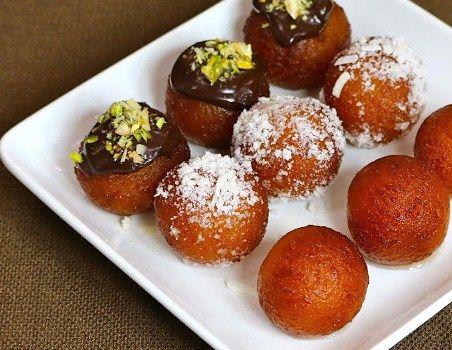 Indian Masala and Recipes: Recipe of gulab jamun by sanjeev kapoor