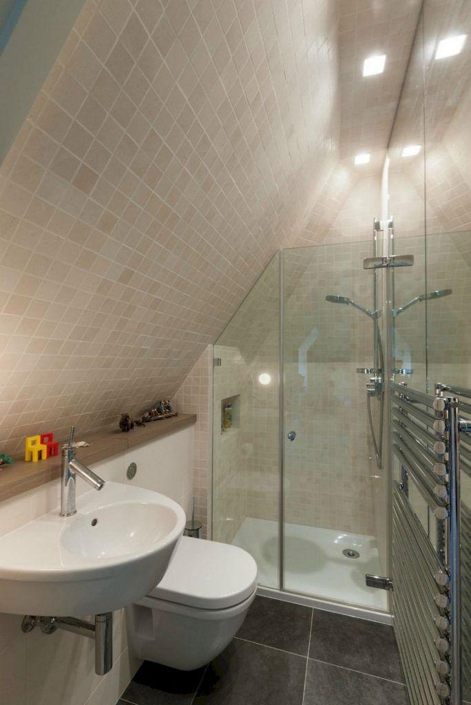 28 Amazing Genius Attic Bathroom Remodel Design Ideas Page 10