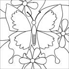 Mosaic Patterns and designs by Brett Campbell Mosaics. 28 original designs for your next mosaic project. Easy to print and some colour suggestions included.
